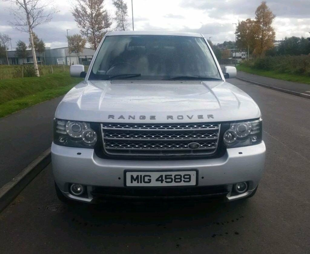 2003 range rover l322 td6 vogue with 2012 facelift conversion in penrith cumbria gumtree. Black Bedroom Furniture Sets. Home Design Ideas
