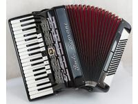 Paolo Soprani 37 / 96 Bass 4 Voice Accordion