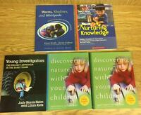 Early childhood Science books