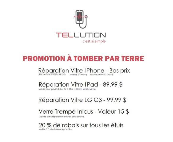 Reparation Vitre Iphone C Quebec