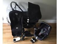 Bugaboo cameleon and accessories