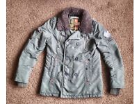 Khujo designer men jacket in excellent condition. Small size