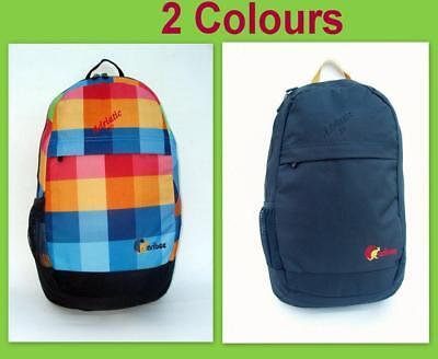 Caribee Adriatic Backpack Messenger Shoulder Bag Travel Day Pack Heavy Duty NEW