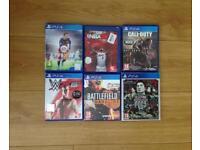 PS4 Games bargain