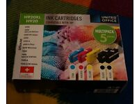 H90XL/H920 ink cartridges 10 pieces compatible with HP 6000 6500 7000 7500 - NEW