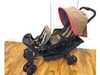 Bargain:Mothercare tandem buggy