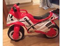 Boys NeoX racer bike