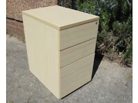 Filing Cabinet, Desk Height, with Key, Several Available