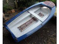 Rowing / Fishing Boat Dinghy Tender