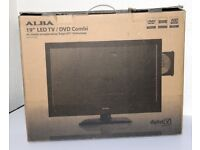 """Alba 19"""" HD Ready LED TV/DVD Combi Freeview"""