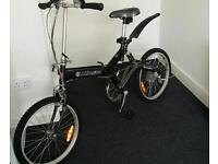 Folding bike ( Mingle ) ***SOLD ******