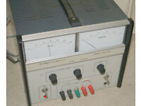 Farnell L12-10C Bench Stabilised Power-Supply-0-12V 10A