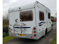 2/3 Berth, Low Mileage, Coachbuilt M/Home - Very Good Condition, Many Extras, genuine reason 4 sale