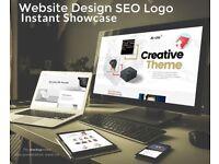 AFFORDABLE WEB DESIGN- SEO , LOGO Design Ecommerce development Wordpress- From £50