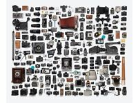 Vintage, Classic & Modern Cameras & Lenses Wanted