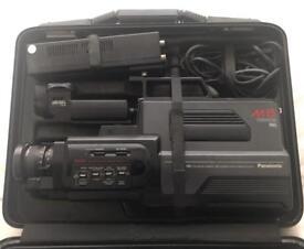 panasonic nv-m5 VHS VIDEO RECODER Retro Vintage 1986 Good Condition Working
