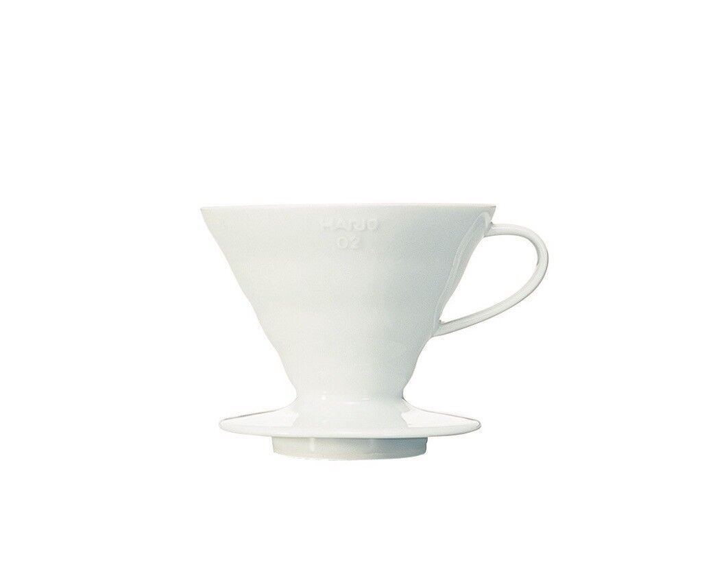 Hario V60 02 White Porcelain Coffee Filter