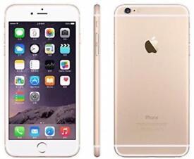 Apple iPhone 6S Plus Unlocked Gold