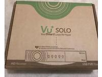 VU+ solo Linux tv player