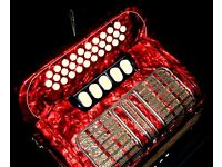ACCORDION HOHNER CORONA III RS