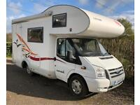 Motor Home Ford Euro Mobile 580LS, (2008)