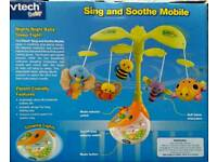 Sing and soothe mobile from vtech