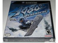 1080 Avalanche Gamecube SEALED NEW