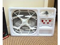 BRAND NEW 6CH HD CAMERA AUTO RETURN RC REMOTE RADIO CONTROL 2.4GHZ DRONE QUADCOPTR HELICOPTER
