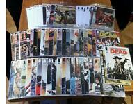 Walking Dead Comic Books - Large Collection!