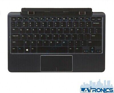 Dell Latitude 11 5175 5179 Pro 7130 7139 Tablet Keyboard Dock D1R74 K12A *READ*
