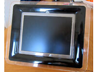 "COBY 8"" TFT LCD DIGITAL PHOTO FRAME (with video and music playback)"