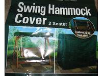 Cover for garden swing seat/hammock