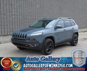 2015 Jeep Cherokee Trailhawk *4x4/roof