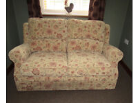 New SCS 2/3 seater Sofa Bed with SPRUNG Mattress converts to Double bed PERFECT!