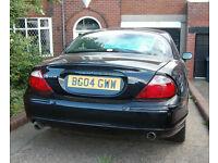 Jaguar s type 2.5 litre