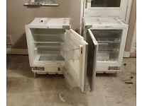 Neff Integrated Dishwasher + Integrated Freezer + Integrated Fridge