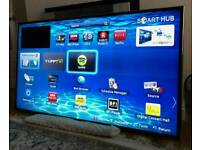 65in Samsung SMART 3D LED TV WI-FI FREEVIEW /SAT HD [NO STAND]