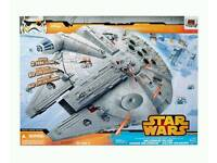 Millennium Falcon star wars 2ft long
