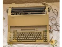 Canon AP1500 Typewriter in working order