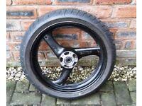 Suzuki Bandit GSF 600 mk1 Front Wheel & RF600