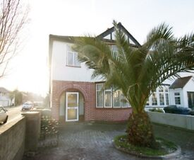 Newly refurbished, extended semi detached 3/4 bed, 2 Reception House, easy access to Tube & A40