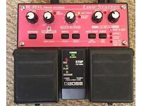 Boss RC-20XL Loop Station for Guitar, Keyboard etc...