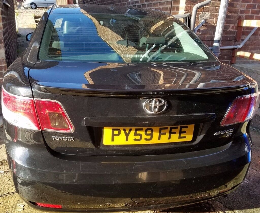 An excellent condition Toyota Avensis,