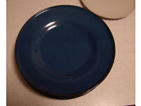 Set of Six (6) EXTRA LARGE IKEA Dinner Plates