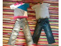 Boys next outfits x2 3-4/ 4 years
