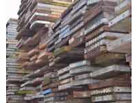 Thick Ex Scaffolding Boards