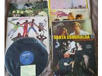 Vinyl records in excellent /mint condition