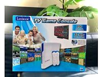 BRAND NEW SEALED Lexibook 200-in-1 TV Game Console, 200 games, multi-player, 2 wireless controllers