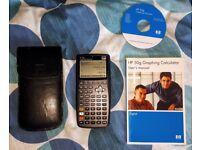 my Hewlett Packard HP50G Graphic Calculator Alg/RPN