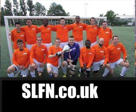 Play 11 aside football in London this weekend, find 11 aside football in London, join 11 aside team